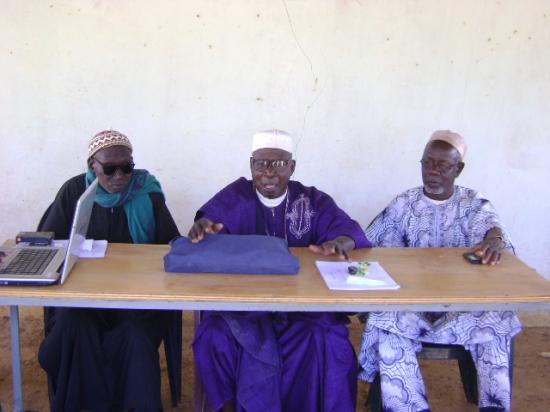 2012-02-01 : le bureau du Comité accueille les associations