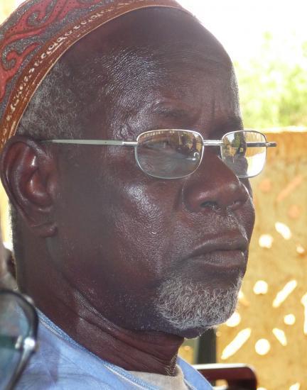 Aly Togo, secrétaire du Comité de jumelage