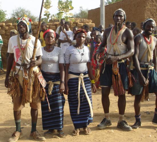 la troupe Yanagaye