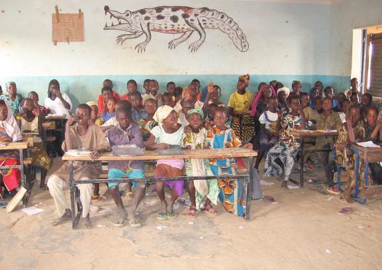 classe à Koro